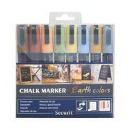 """Набір крейдових маркерів """"Earth colors"""""""