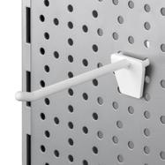 """Одинарний гачок """"ROK"""" для перфорованої стінки"""