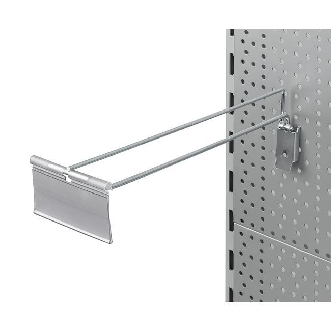 Одинарний гачок для перфорованої стінки